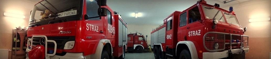 Ochotnicza Straż Pożarna w Parowej