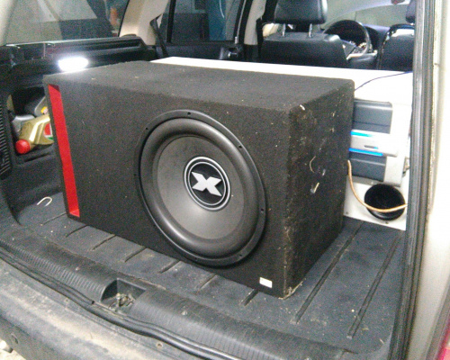 Opel Astra G car audio