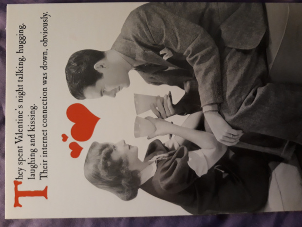 Jak nie urok, to....Happy Valentine ! A.
