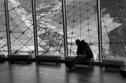 Samotność w Złotych Tarasach