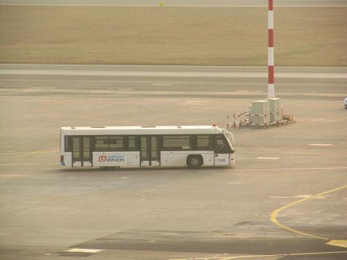 Cobus 2700, #1165, LS Airport Services