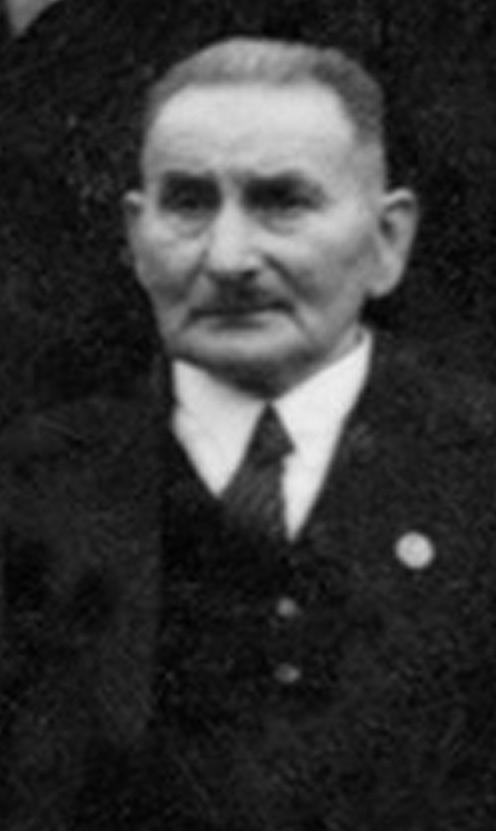 Bracia Kazimierz i Franciszek Dziel Kruchowa