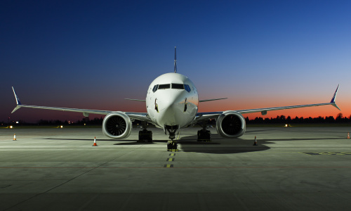 Uziemiony Boeing 737-8 MAX po katastrofie etiopskiego samolotu. Prawdopodobnie prędko nie poleci.