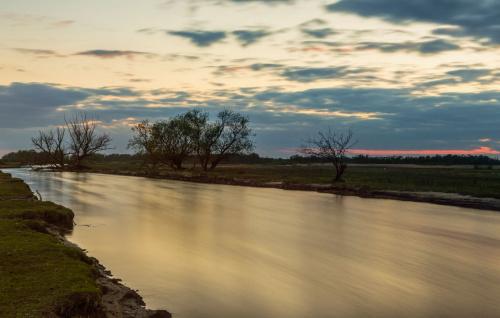 Nad rzeką
