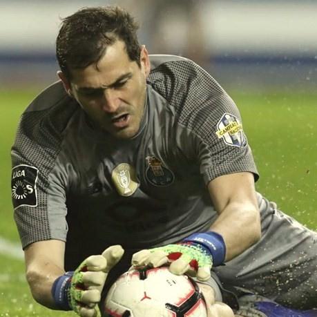 Iker Casillas doznał zawału serca