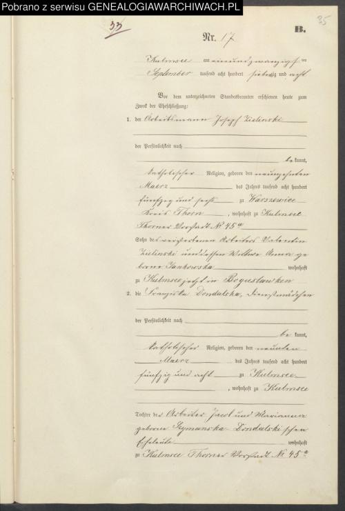 1878 M Zieliński - Dondalska 1