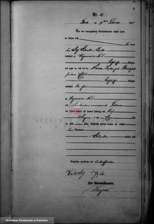 1875 U Jęch Walenty
