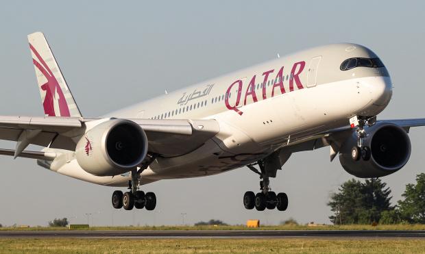 Airbus A350 Qatar Airways - najnowocześniejszy samolot Airbusa zaczął nas odwiedzać w czerwcu.
