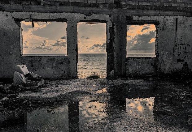 Z widokiem na morze