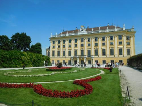 Kronprinzengarten w Wiedniu