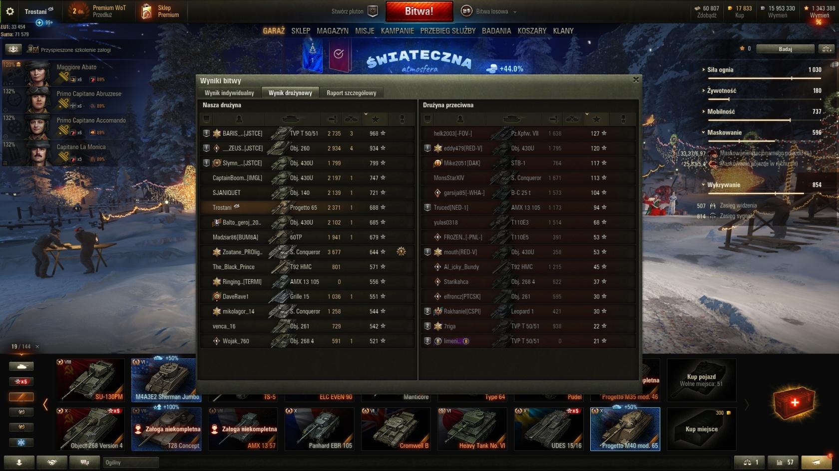 Matchmaking wot pl
