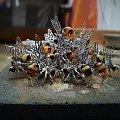 wisiorki pszczoły - www.silverum.com.pl #sklep #internetowy #pszczoły #srebro #Gdańsk #artystyczna #wisiorek #komplet #nowoczesna #bursztyn #biżuteria #unikatowa #oryginalna