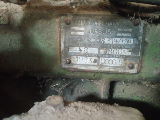 URSUS S314 fot.2