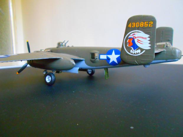 B-25J gunship 4