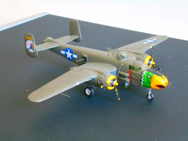 B-25J gunship 1