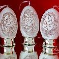 #jajko #rzeźbione #prezent #alicji#ażurowe