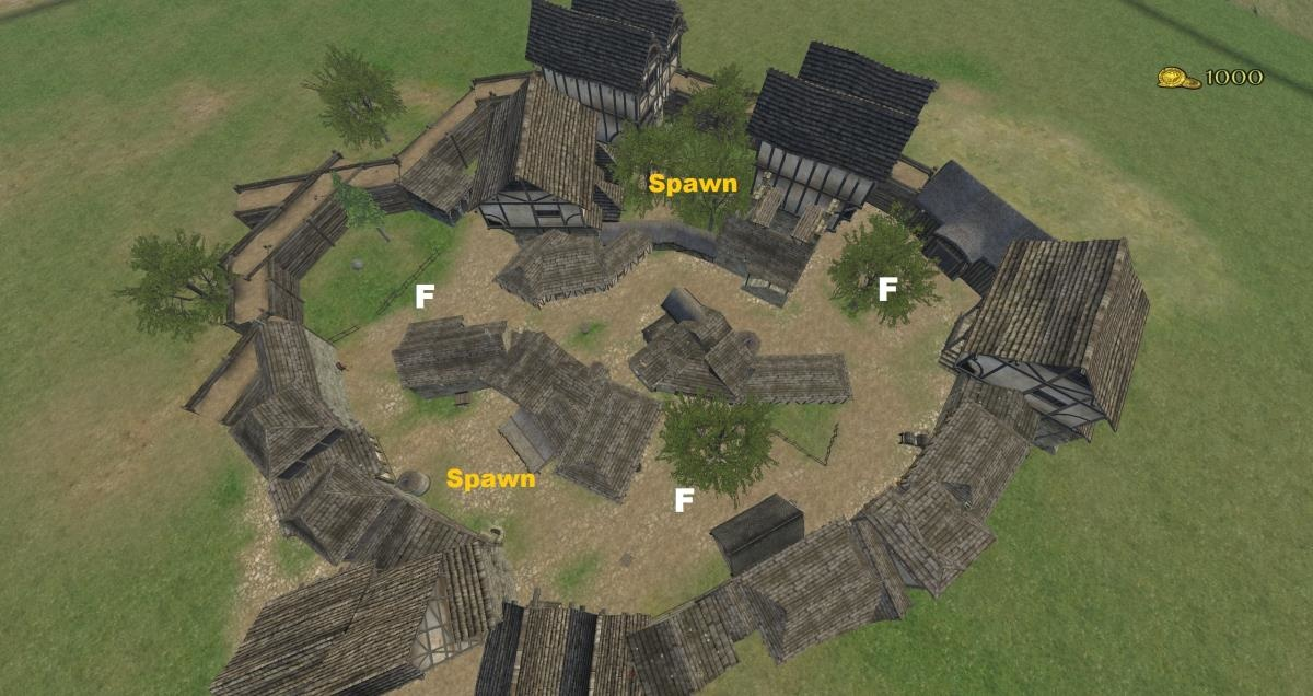 Legacy Town - Made by Zaffa