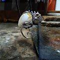 www.silverum.com.pl - #kameleon #bursztyn #inspirowane #naturą #biżuteria #wisiorek #biżuteria #srebrna #biżuteria #bursztyn #sklep #internetowy #srebro Gdańsk #artystyczna #biżuteria #wyroby #jubilerskie #wisiorek ..