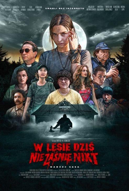 W Lesie Dziś Nie Zaśnie Nikt (2020) PL.1080p.NF.WEB-DL.DDP5.1.x264-fHD / Film polski