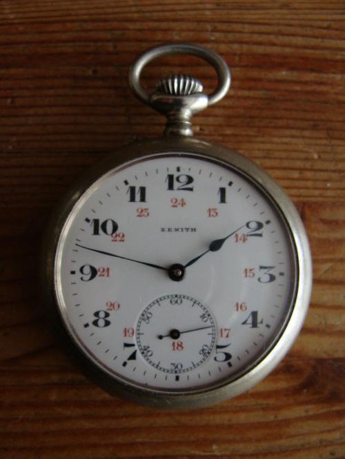 ZENITH - Zenith H.Moser et Zenith Reinhilde - montres gousset E3308337ded0b062med